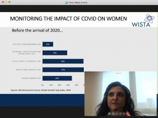 The key role of women in the economic reactivation post COVID-19